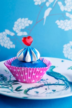 Cupcake Stroumph